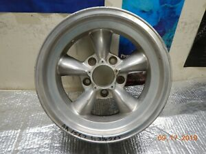 Used 15x7 American Racing Torq thrust Wheel 5 On 5 Chevy Pontiac Olds Truck Gmc