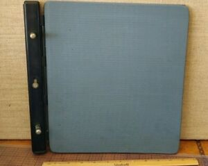 Wilson Jones 226 61n Post Binder Bookkeeping Ledger Nomad Cycolok