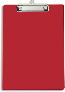 Officemate Recycled Clipboard Red 1 Clipboard 83043