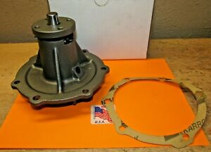 1954 1962 Oldsmobile 324 371 394 Rebuilt Water Pump With A c 583093 Super 88 98