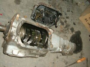 Saginaw 4 Speed Transmission