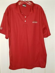Nike Dri-Fit Golf Coca-Cola Polo Shirt Sz XLargeRefreshingly Honest Embroidered