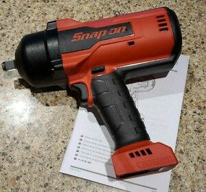 Snap On 1 2 Drive 18 V Brushless Monster Lithium Cordless Impact Ct9075db