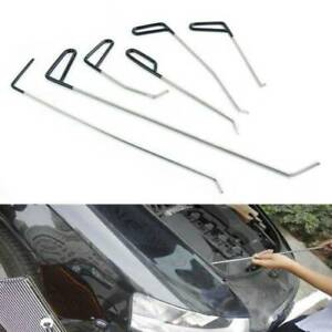 Car Repair Rods Hook Tools Paintless Dent Repair Car Dent Removal Tools C Kit Us