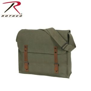8148 Rothco Heavy Weight Canvas Military Medic Bag olive Drab 8148 cs