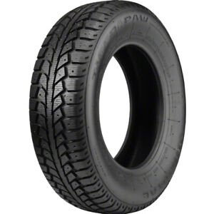 1 New Uniroyal Tiger Paw Ice Snow Ii 185 70r14 Tires 1857014 185 70 14