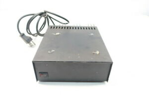 Astron Sl 10mr Power Supply 115v ac 7a 13 8v dc