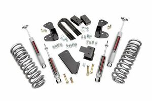 Rough Country 2 Lift Kit Fits 1980 1996 Ford F150 2wd N3 Shocks