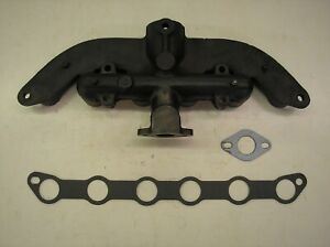 Allis Chalmers B C Ca Rc Exhaust Manifold With Gaskets 20 29 17