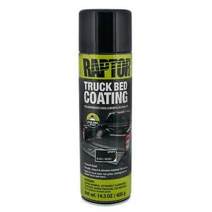 Raptor 1k Bed Liner Aerosol Black 14 3 Ounce Truck Bed Coating