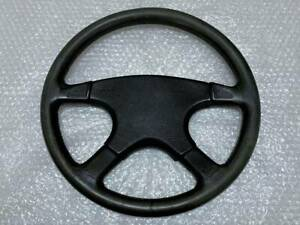 Mazda Genuine Op Option Momo Olympic Leather Steering Wheel Speed Luce Used