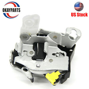 Door Lock Latch Actuator Assy For Ford F250 F350 Super Duty Truck Front Left
