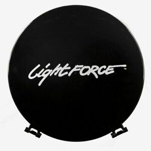 Lightforce 8 Inch Black Cover For Genesis Series Hologen Hid And Led