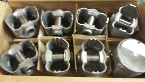 L2295f Forged Pistons 440 Chrysler Dome Pistons Standard Bore