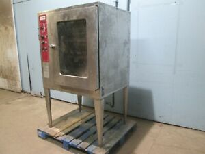 blodgett Cos101s Heavy Duty Commercial 208v 3ph Stand Alone Combi Oven steamer