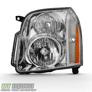2007 2014 Gmc Yukon Denali Headlight Headlamp Replacement 07 14 Left Driver Side