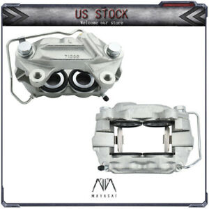 Mayasaf Front Set 2 Disc Brake Calipers For 1965 1967 Ford Lincoln Mercury