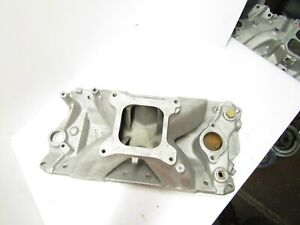 Holley Strip Dominator Sbc Aluminum Intake Manifold 300 25