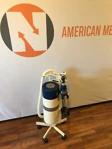 American Orthopaedic Portable Cast Cutter Vacuum System 0295 250 200