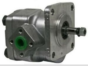 Hydraulic Pump Fits Jd 850 950 Tractor Part Ch11272 Keyed Shaft