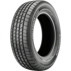 2 New Hankook Optimo h725 P205 60r16 Tires 2056016 205 60 16