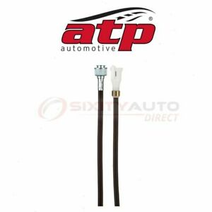 Atp Upper Speedometer Cable For 1988 Dodge W250 Electrical Lighting Body Wv