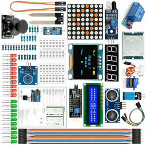Electronic Components For Arduino Kit Uno R3 Nano V3 0 2560 Project Starter