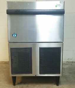 Hoshizaki F 330baj c 24 Nugget Ice Maker With Bin
