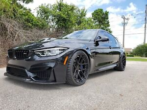 Bc Forged Hca381s Bmw M3 Or M4 Wheels And Tires Used For 400 Miles