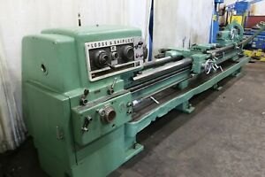 20 X 150 Lodge Shipley Model 2013 Engine Lathe Yoder 73352