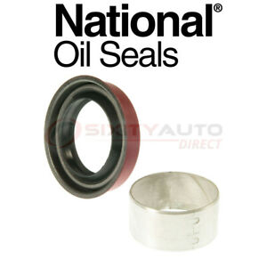 National Manual Trans Main Shaft Seal For 1966 Pontiac Gto 6 4l V8 Wh