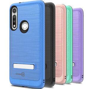 Magnetic KickStand Phone Case for Motorola Moto G Fast Cover Screen Protector $11.99