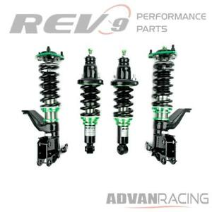 Hyper street One Lowering Kit Adjustable Coilovers For Civic 2dr 4dr 01 05