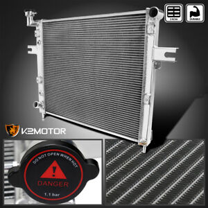 For 1999 2004 Jeep Grand Cherokee 4 0l L6 2 row Performance Cooling Radiator