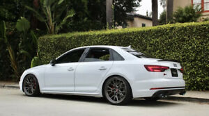 20 Vossen Wheels With Michelin Pilot Sport 4s Tires