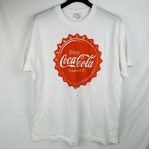 Vintage Coca Cola T-Shirt Lot Of 3 Single Stitched XL/XXL