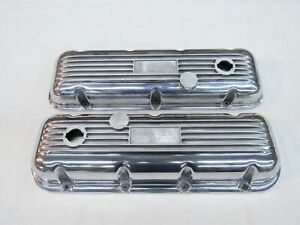 Baldwin Motion Chevy Big Block Valve Covers Phase Iii L88 Zl1 427 454 396
