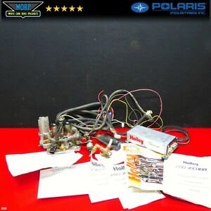 Holley Pro Jection Fuel Injection System Kit For 2 Barrel