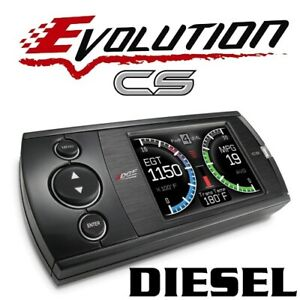 Edge Products Cs Color Screen Evolution Programmer Diesel Ford Chevy Gm Dodge