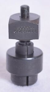 Greenlee No 732 Radio Chassis Punch 15 32