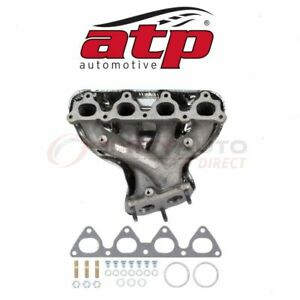 Atp Exhaust Manifold For 1993 1995 Honda Civic Del Sol Manifolds Jp
