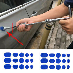 30pc Car Dent Remover Tool Repair Puller Suction Paintless Sucker Auto Bodywork