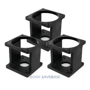 3pc Nema34 Stepper Motor Mounting Bracket Motor Mounting Holder With M6 Screws