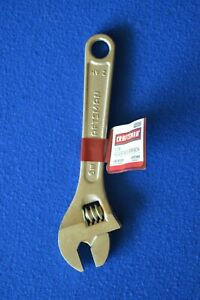 Craftsman 6 Adjustable Wrench 44602 Ts 380