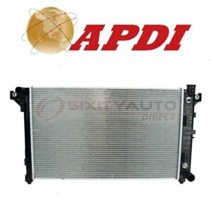 Apdi Radiator For 1994 1997 Dodge Ram 2500 Cooler Cooling Antifreeze Go
