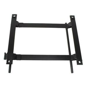 Procar Universal Mount For Low Back Vinyl Seat Right Hand Side Black