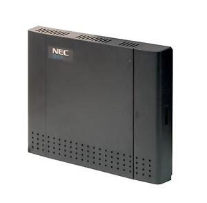 Nec Dsx 40 1090001 Dx7na 40m Phone System Main Cabinet 4x8x2 1 Year Warranty
