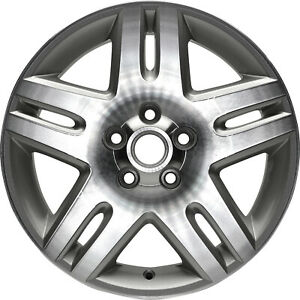 05071 New Compatible 17in Aluminum Wheel Fits Chevrolet 2006 16 Impala Machined