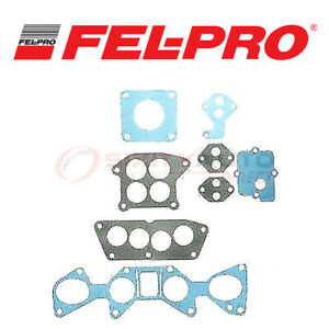 Fel Pro Intake Manifold Gasket Set For 1979 1982 Ford Mustang 2 3l L4 Be