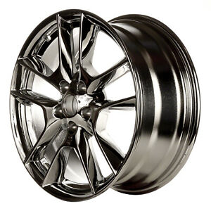 62511 Oem Reconditioned Wheel 2009 11 Nissan Maxima 18in Aftermarket Chrome